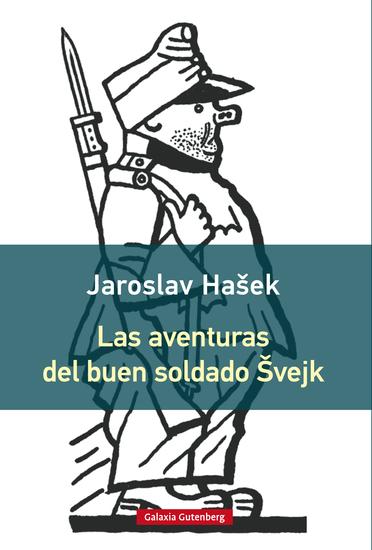 Las aventuras del buen soldado Svejk - cover