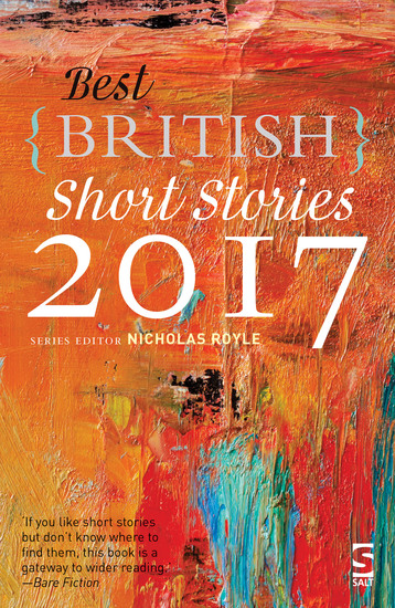 Best British Short Stories 2017 - cover