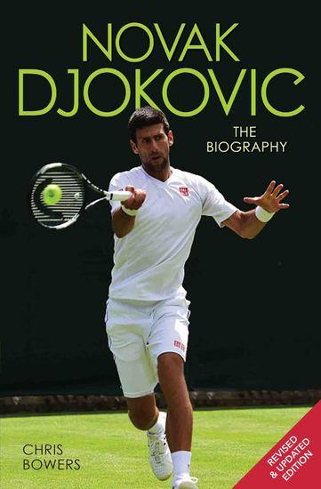 Novak Djokovic - The Biography - cover