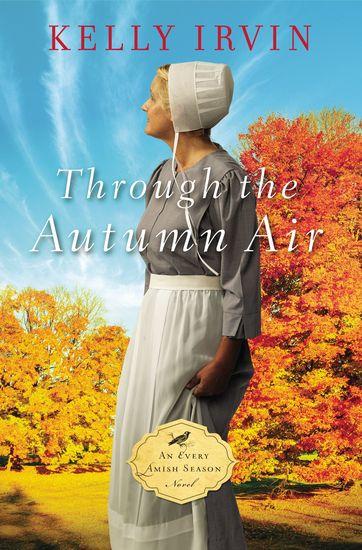Through the Autumn Air - cover