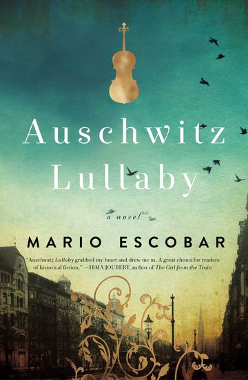 Auschwitz Lullaby - A Novel - cover