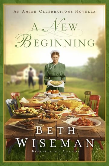 A New Beginning - An Amish Celebrations Novella - cover