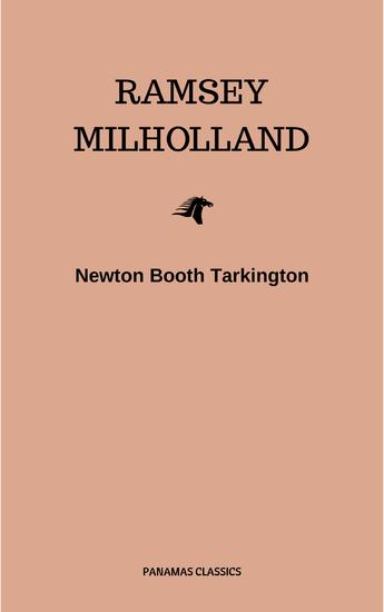 Ramsey Milholland - cover