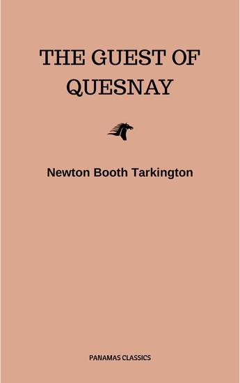 The Guest of Quesnay - cover
