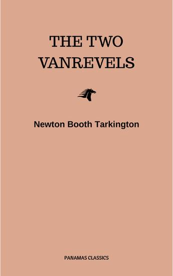 The Two Vanrevels - cover
