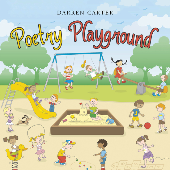 Poetry Playground - cover