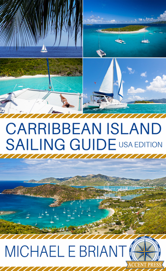 Caribbean Islands Cruising Guide - USA Edition - cover