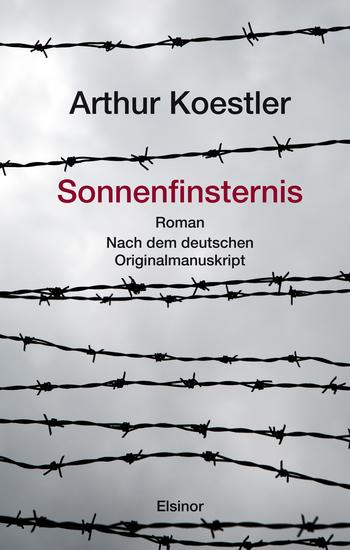 Sonnenfinsternis - Roman Nach dem deutschen Originalmanuskript - cover