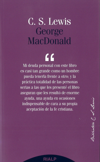 George MacDonald - cover