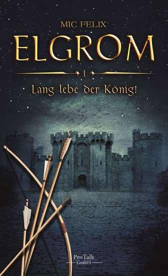Elgrom - Lange lebe der König - cover