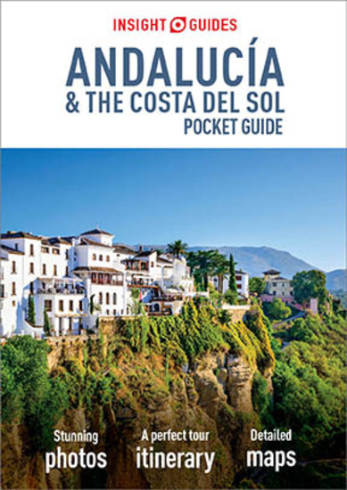 Insight Guides Pocket Andalucia & Costa del Sol (Travel Guide eBook) - cover