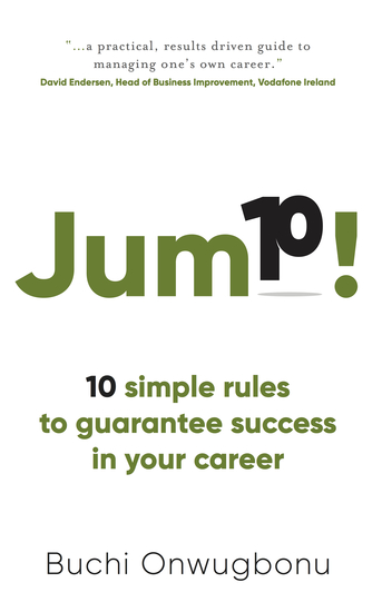 Jump! - 10 simple rules to guarantee success in your career - cover