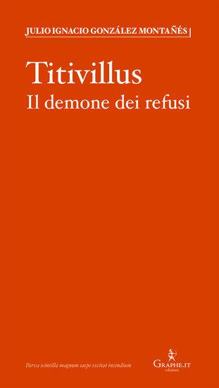 Titivillus - Il demone dei refusi - cover