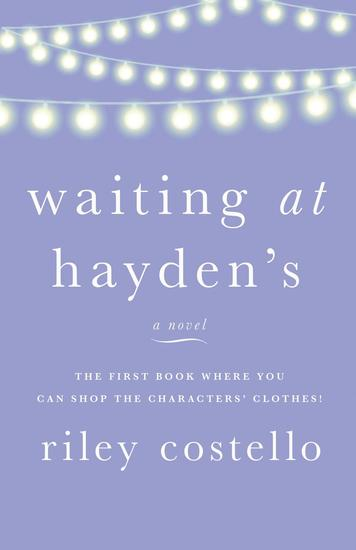 Waiting at Hayden's - cover