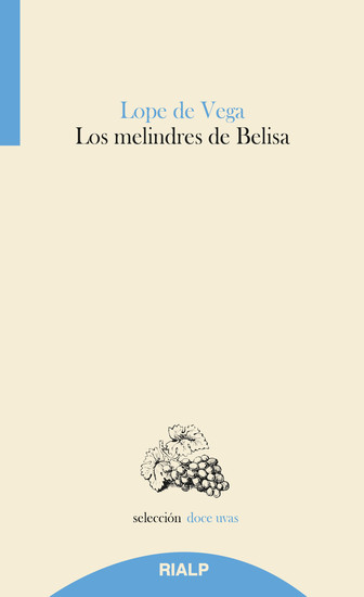 Los melindres de Belisa - cover
