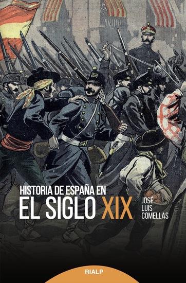 Historia de España en el siglo XIX - cover