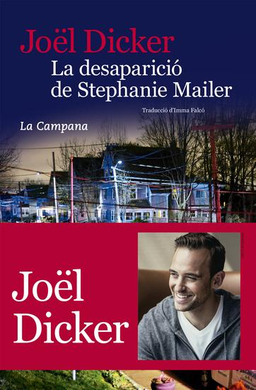 La desaparició de Stephanie Mailer - cover