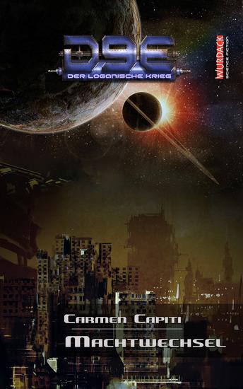 D9E - Der Loganische Krieg 3 - Machtwechsel - cover