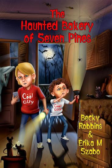 The Haunted Bakery of Seven Pines - cover