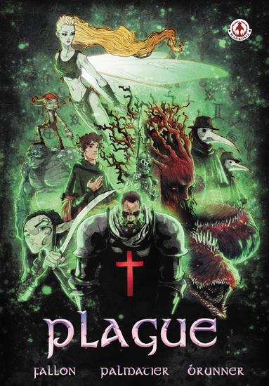 Plague - cover
