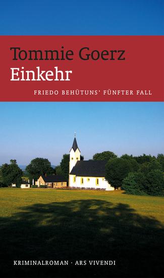 Einkehr - Friedo Behütuns' fünfter Fall - Frankenkrimi - cover