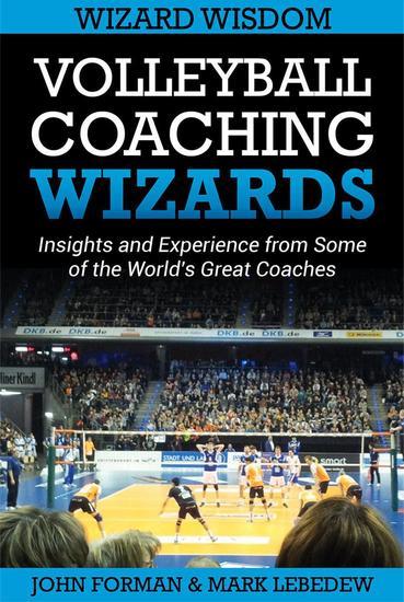 Volleyball Coaching Wizards - Wizard Wisdom - Volleyball Coaching Wizards #2 - cover