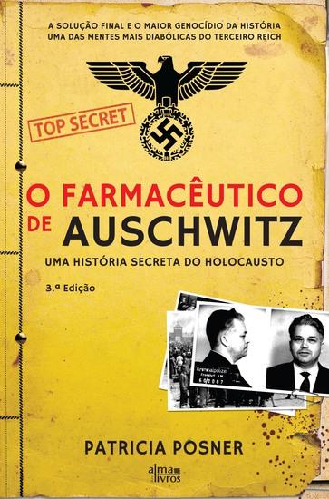 O Farmacêutico de Auschwitz - cover