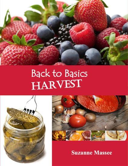 Back to Basics Harvest - cover