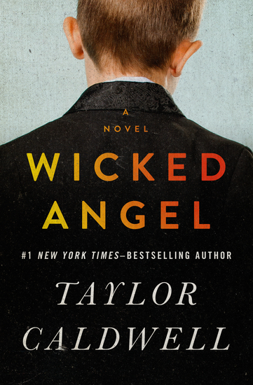 Wicked Angel - A Novel - cover
