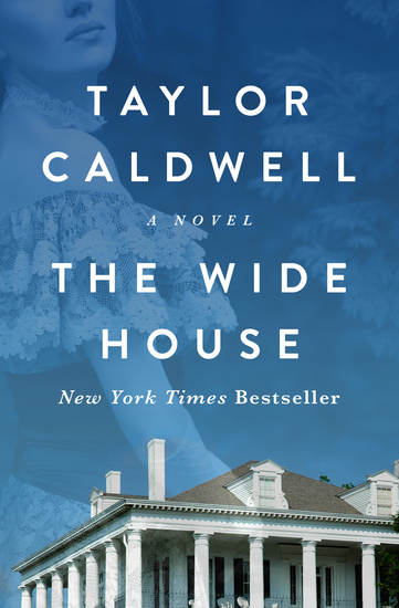 The Wide House - A Novel - cover