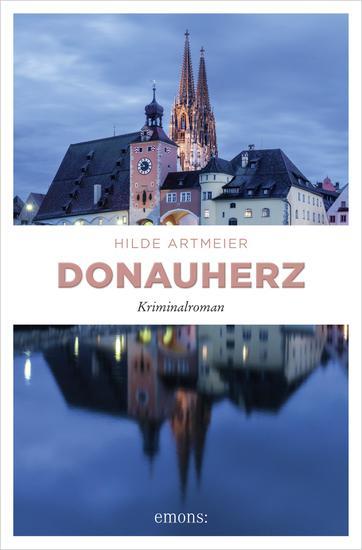 Donauherz - Kriminalroman - cover