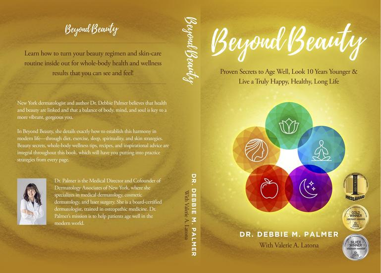 Beyond Beauty - Proven Secrets to Age Well Look 10 Years Younger & Live a Truly Happy Healthy Long Life - cover