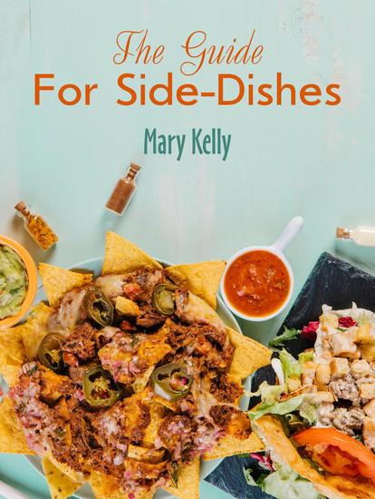 The Guide For Side-Dishes - cover
