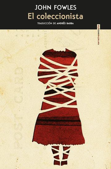 El coleccionista - cover