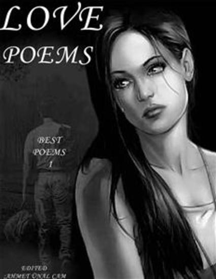 Best poems from Best Poets - 1 - Love Poems - cover