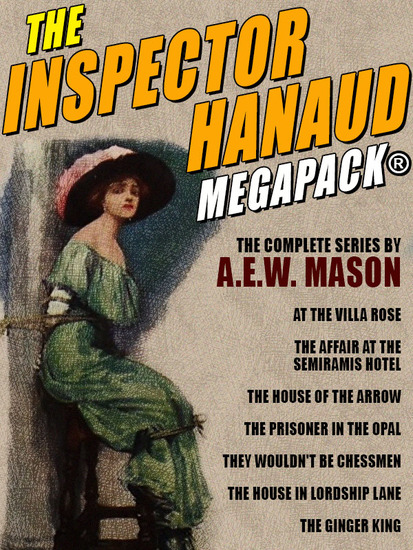 The Inspector Hanaud MEGAPACK® - cover