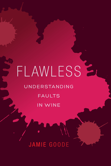 Flawless - Understanding Faults in Wine - cover