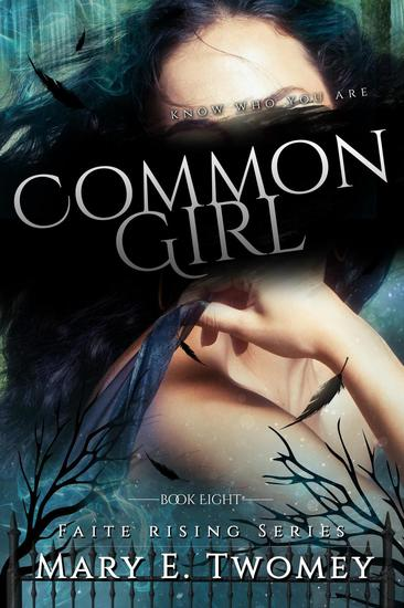 Common Girl - Faite Falling #8 - cover
