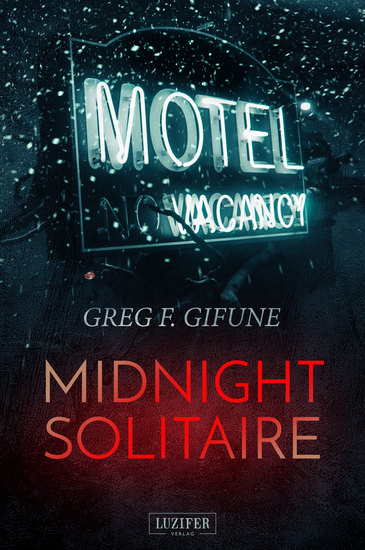 Midnight Solitaire - Horrorthriller - cover