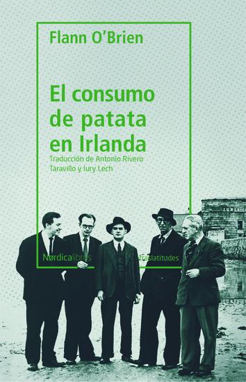 El consumo de patatas en Irlanda - cover