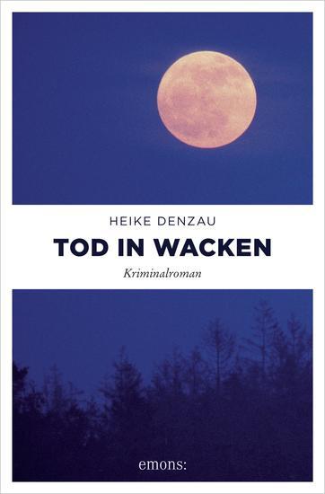 Tod in Wacken - cover