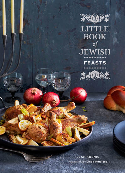 Little Book of Jewish Feasts - cover