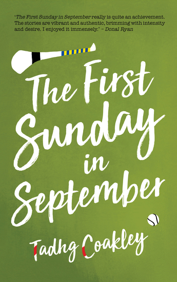 The First Sunday in September - cover