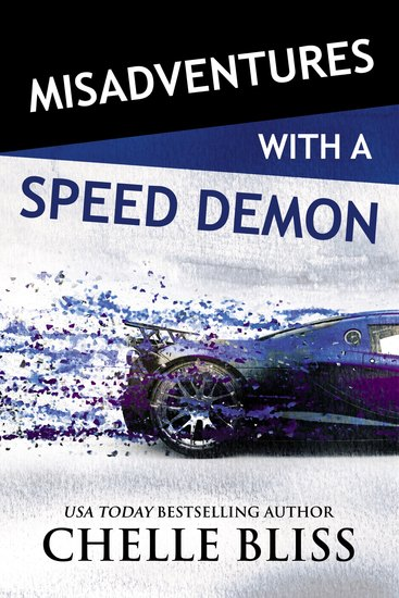 Misadventures with a Speed Demon - cover