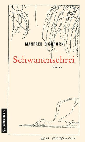 Schwanenschrei - Tucholsky-Roman - cover
