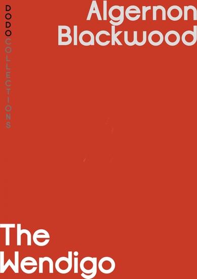 The Wendigo - cover