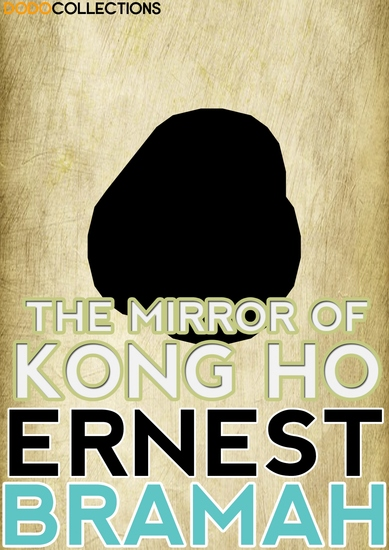 The Mirror of Kong Ho - cover