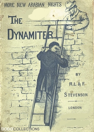The Dynamiter - cover
