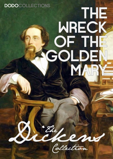 The Wreck of the Golden Mary - cover