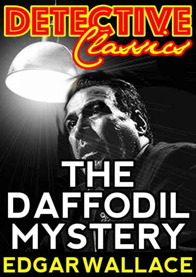 The Daffodil Mystery - cover